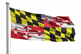 MD State Flag