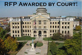 Lucas County Court of Common Pleas, OH courthouse AWARD 276x184
